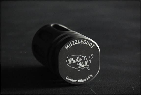 COPOS PARA DRINKS RÁPIDOS - MUZZLESHOT - Imagem - 4