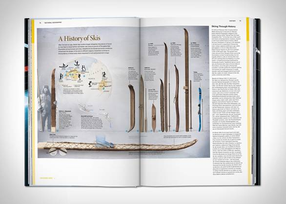 Revista National Geographic Infographics - Imagem - 2