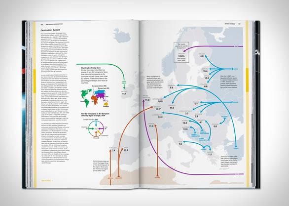 Revista National Geographic Infographics - Imagem - 3