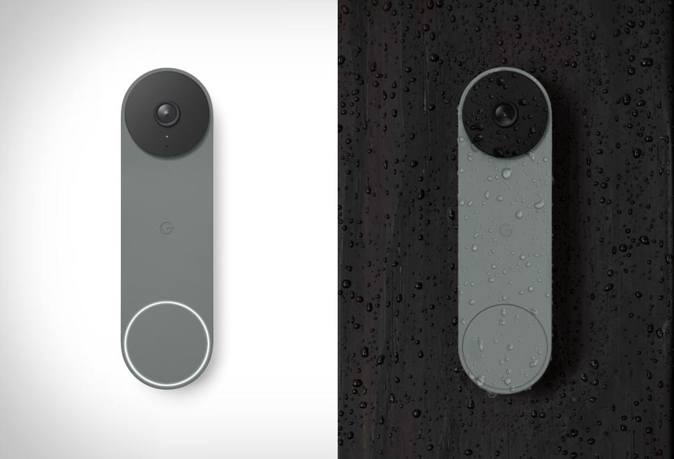 Campainha de Alta Tecnologia - Nest Doorbell - Imagem - 1