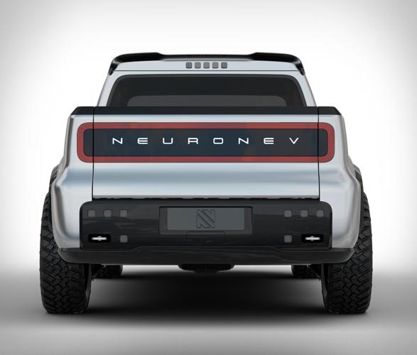 Neuron EV T.ONE Modular Utility Vehicle - Imagem - 2