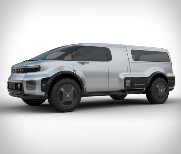 Neuron EV T.ONE Modular Utility Vehicle - Imagem - 5