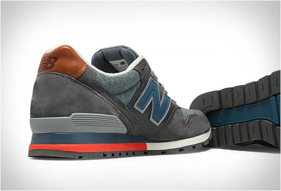 New Balance - 996 Distinct Ski Retro - Imagem - 2