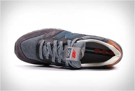 New Balance - 996 Distinct Ski Retro - Imagem - 3