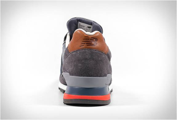 New Balance - 996 Distinct Ski Retro - Imagem - 4