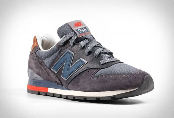 New Balance - 996 Distinct Ski Retro - Imagem - 5