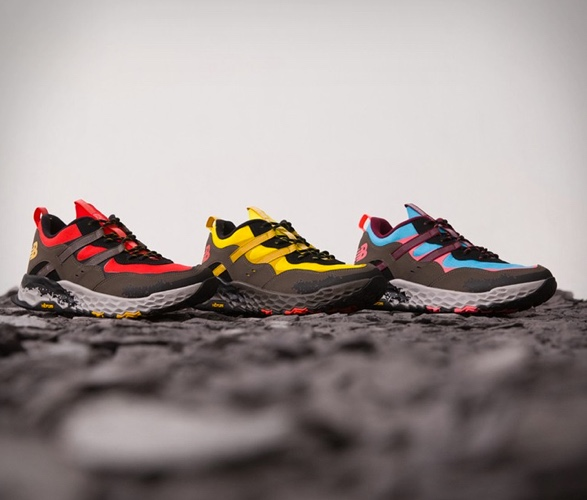 Tênis NEW BALANCE ALL TERRAIN COLLECTION - Imagem - 2