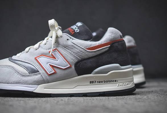 Tênis New Balance 997 - Imagem - 3