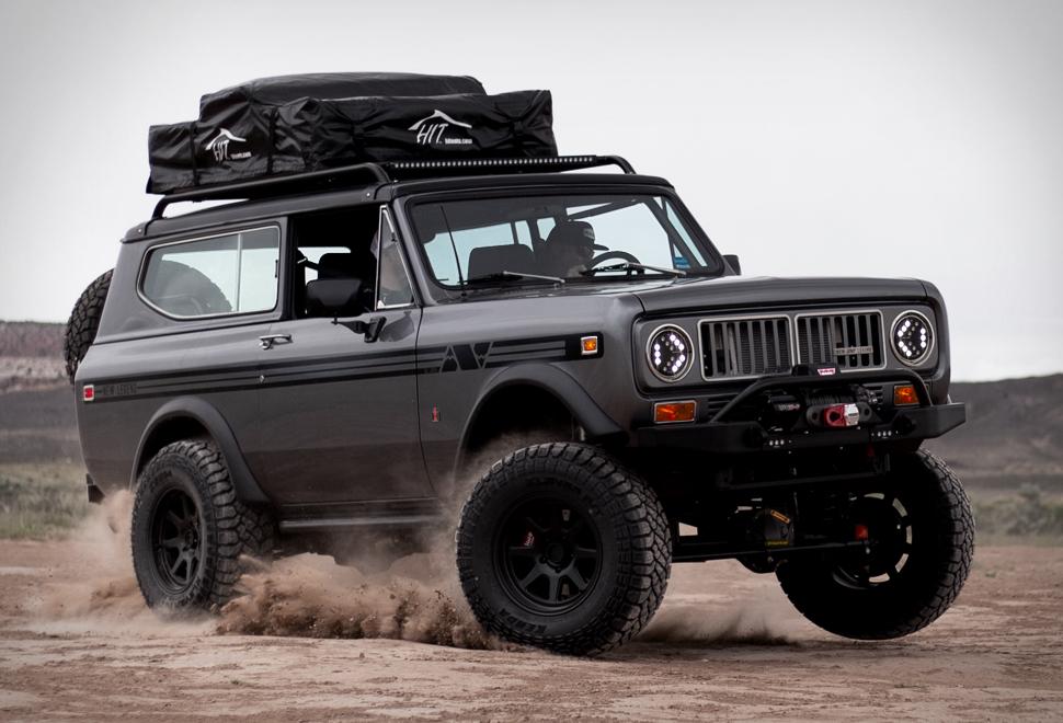 New Legend SUV americano do século 21 - Imagem - 1