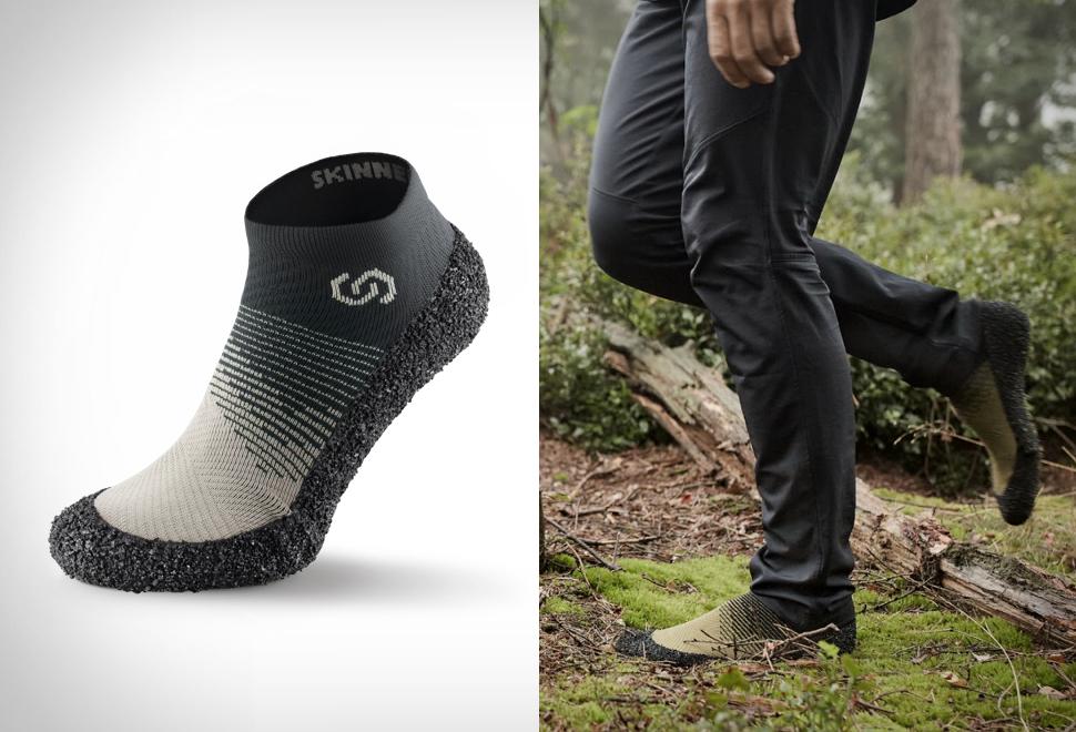 SKINNERS 2.0 - Combina o conforto das meias com a protecção dos sapatos - Imagem - 1