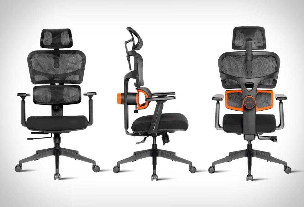 Cadeira de Trabalho Ergonômica - NEWTRAL ERGONOMIC CHAIR - Imagem - 1