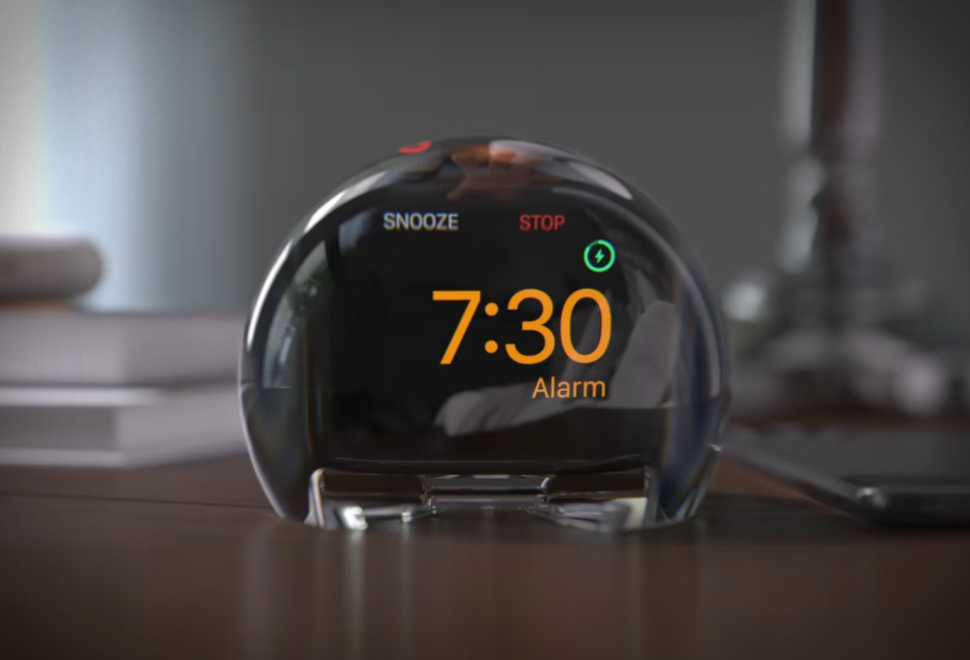 Transforme seu Apple Watch em um despertador de cabeceira - NightWatch - Imagem - 1