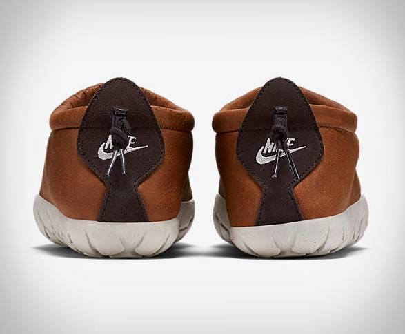Sapato Bomber Moc Air Nike - Imagem - 4