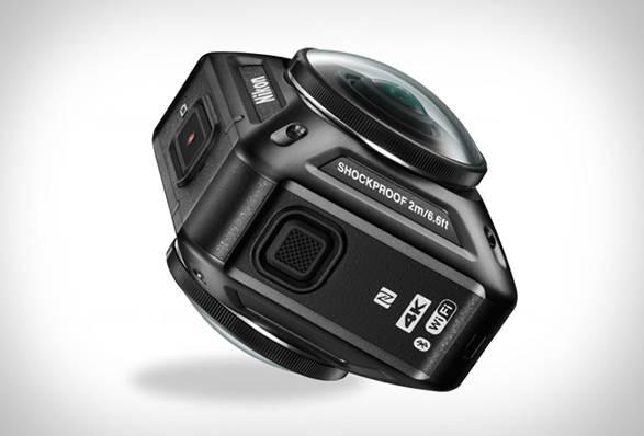 Nikon Keymission 360 - Imagem - 2