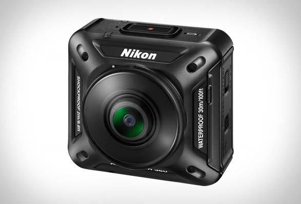 Nikon Keymission 360 - Imagem - 3