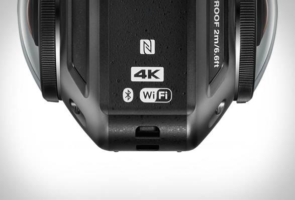 Nikon Keymission 360 - Imagem - 4