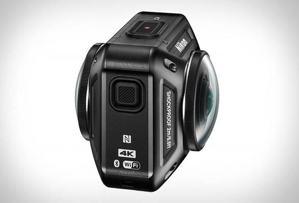 Nikon Keymission 360 - Imagem - 5