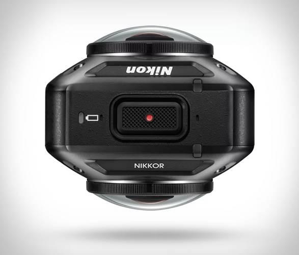 Câmeras Nikon Acção KeyMission - Imagem - 2