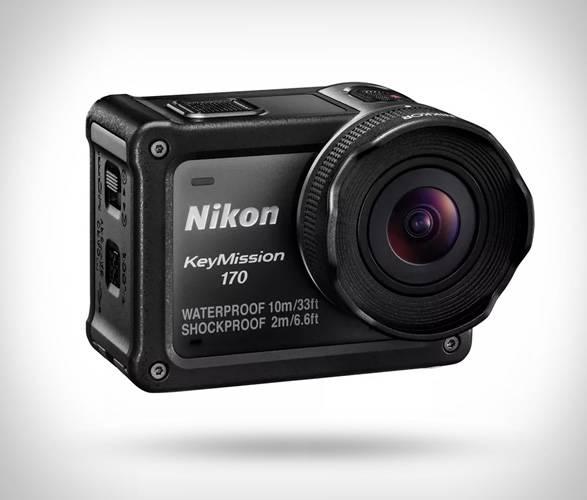 Câmeras Nikon Acção KeyMission - Imagem - 3