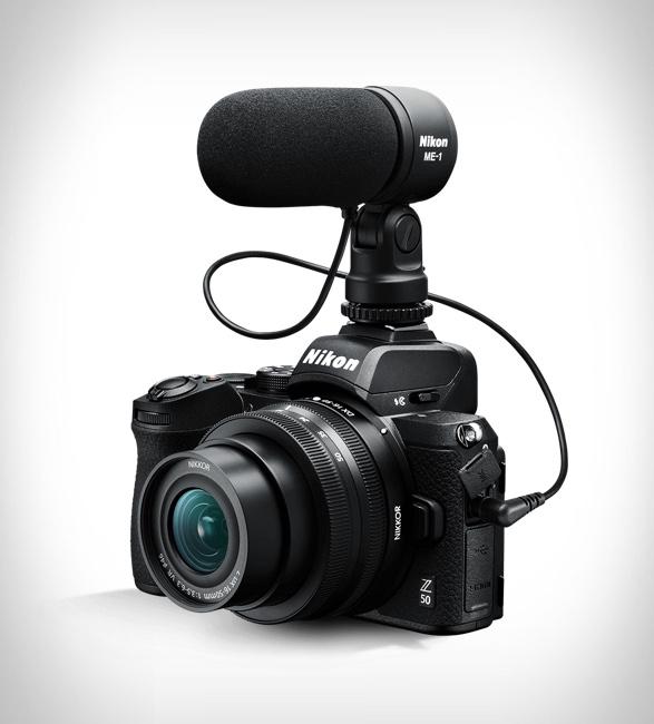 NIKON Z50 - Menor e mais barata câmera mirrorles - Imagem - 4