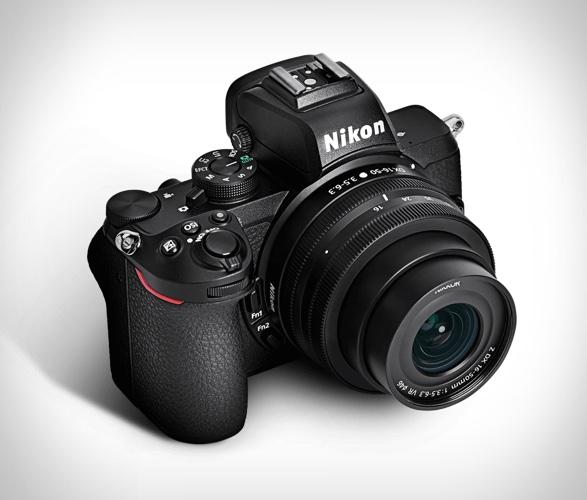 NIKON Z50 - Menor e mais barata câmera mirrorles - Imagem - 5