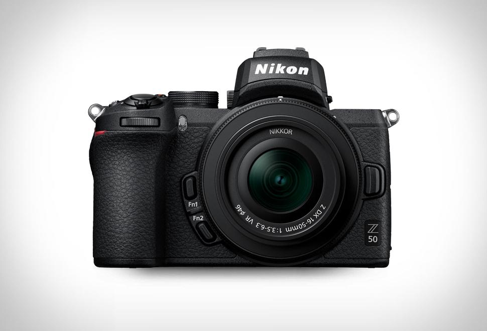 NIKON Z50 - Menor e mais barata câmera mirrorles - Imagem - 1