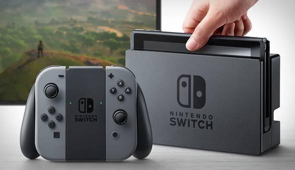 Switch - Novo Videogame Nintendo - Imagem - 3