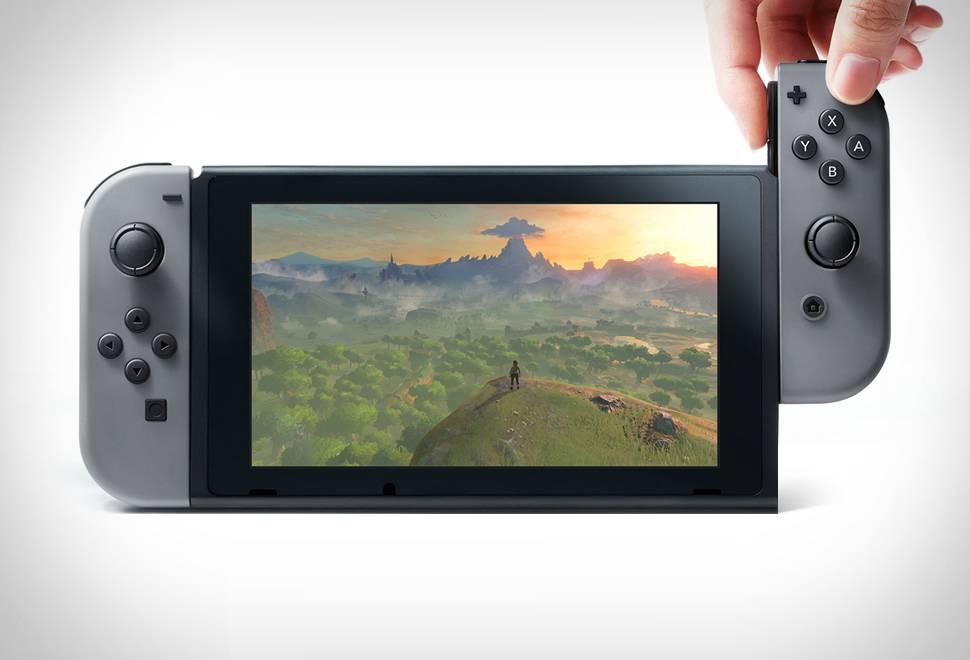 Switch - Novo Videogame Nintendo