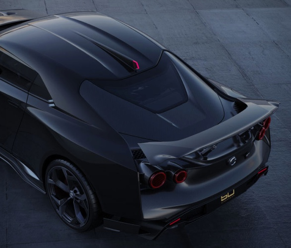 Nissan GT-R50 - Imagem - 5