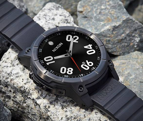 Relógio Missão Nixon Smartwatch - Imagem - 4