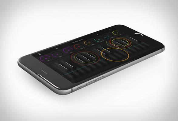 App Noise - Aplicativo de teclado virtual - Imagem - 2