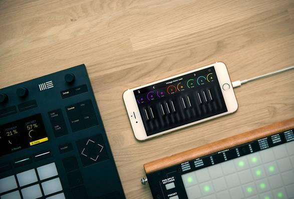 App Noise - Aplicativo de teclado virtual - Imagem - 3