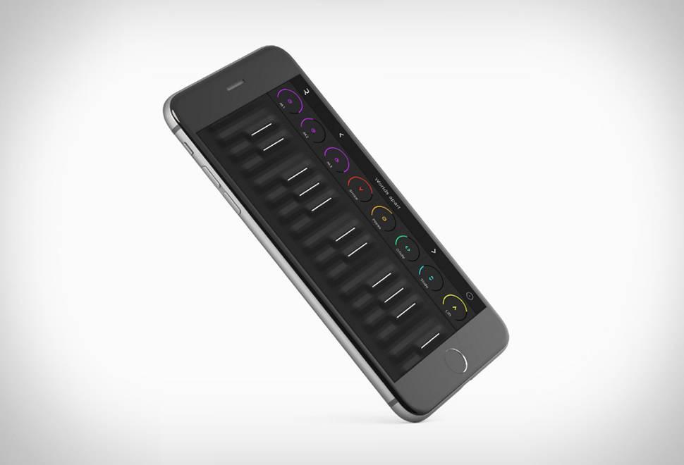 App Noise - Aplicativo de teclado virtual