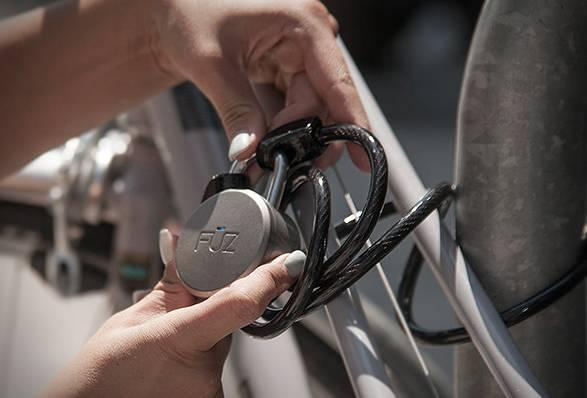 Cadeado Noke Bluetooth - Imagem - 4