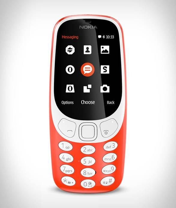 Celular Nokia 3310 - Imagem - 2
