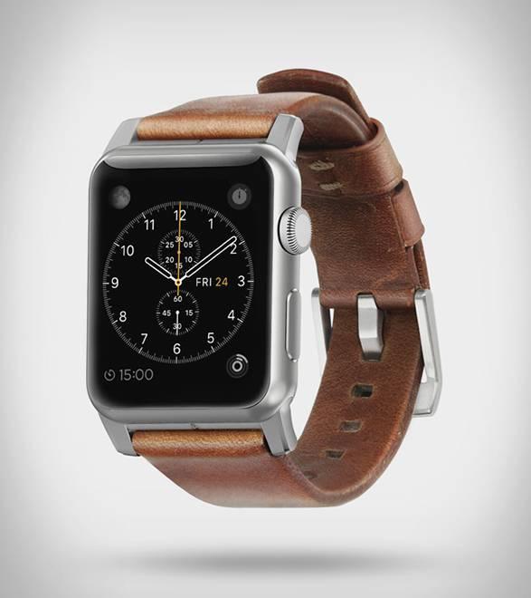 Pulseira em Couro para Apple Watch - Imagem - 3
