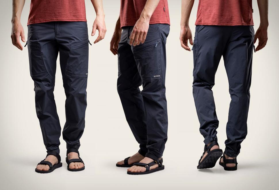 Calça versátil e extremamente leve - NORRA LIND OUTDOOR PANTS - Imagem - 1