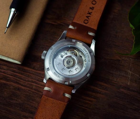 Relógio OAK & OSCAR OLMSTED WATCH - Imagem - 4