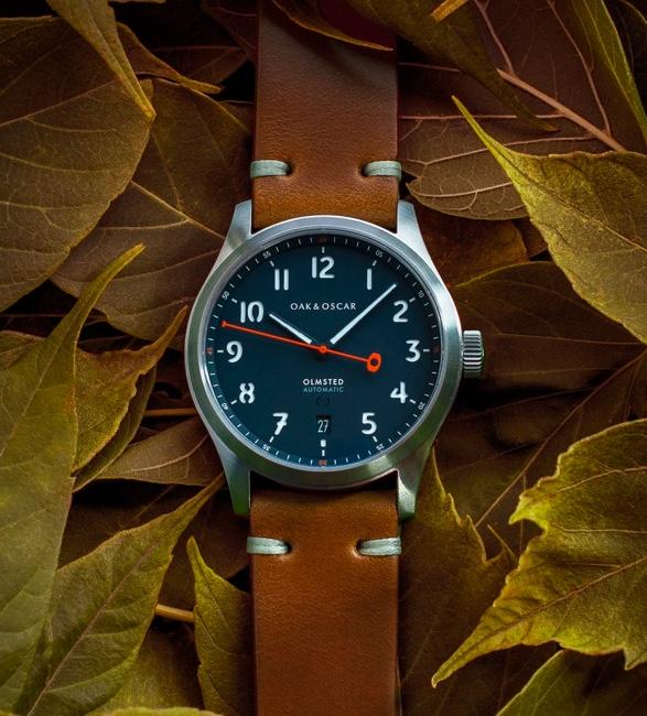 Relógio OAK & OSCAR OLMSTED WATCH - Imagem - 2