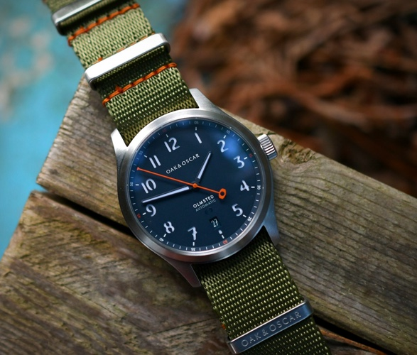 Relógio OAK & OSCAR OLMSTED WATCH - Imagem - 5
