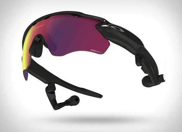 Óculos Treinador Oakley Pace Radar - Imagem - 2
