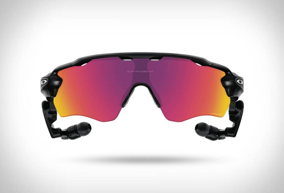 Óculos Treinador Oakley Pace Radar - Imagem - 5