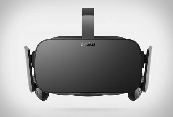Óculos de Realidade Virtual | Oculus Rift - Imagem - 2