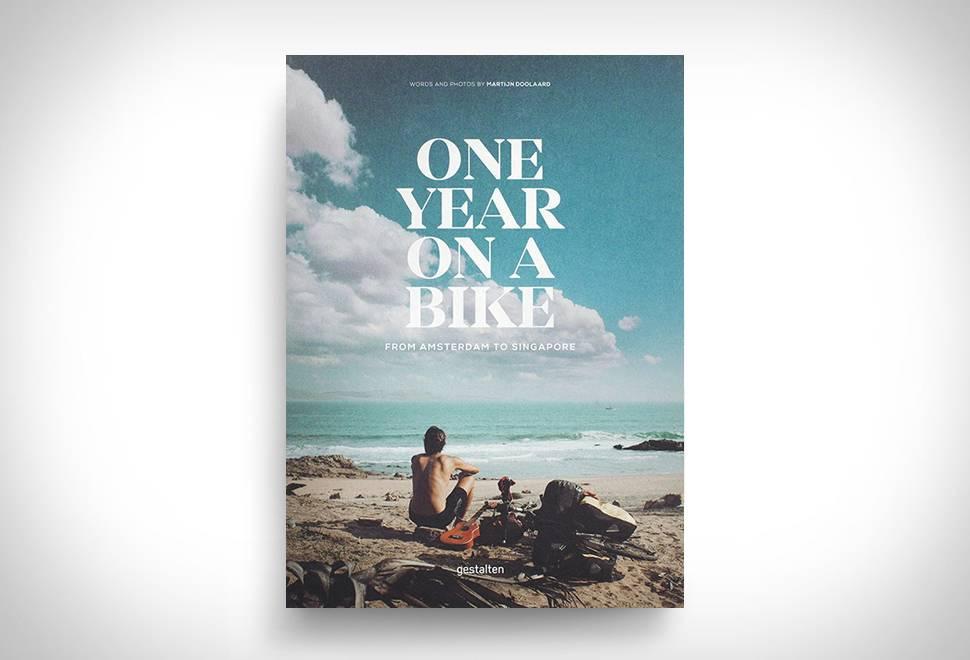 Livro: Um ano em uma bicicleta - Imagem - 1