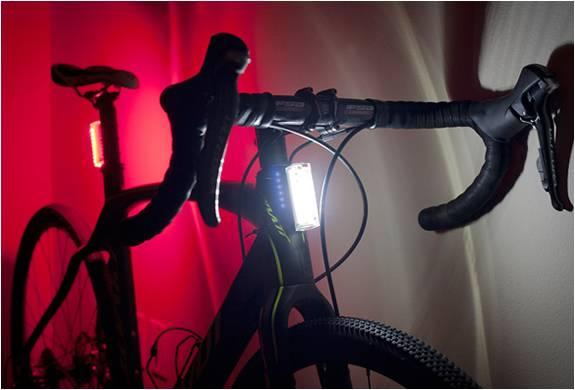 LUZES DE BICICLETA - ORFOS FLARE BIKE LIGHTS - Imagem - 5