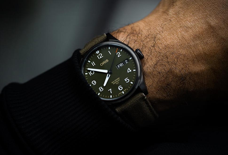 Relógio Oris Big Crown TLP ProPilot - Imagem - 1