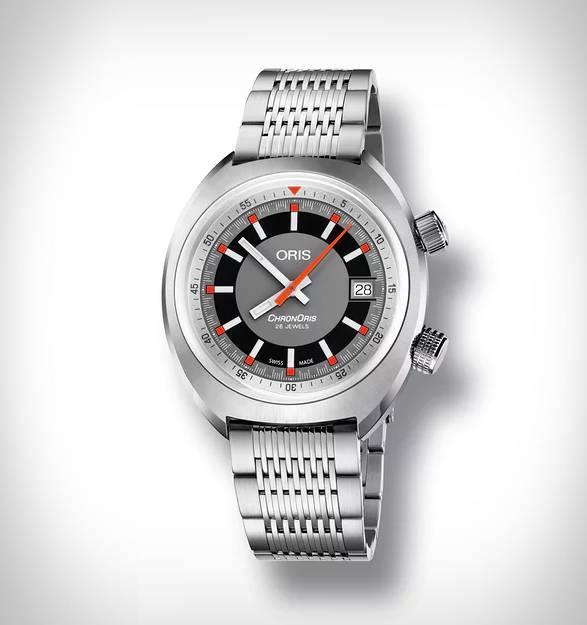 Relógio Chronoris Date | Oris - Imagem - 2