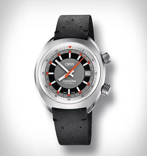 Relógio Chronoris Date | Oris - Imagem - 3