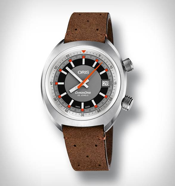 Relógio Chronoris Date | Oris - Imagem - 4