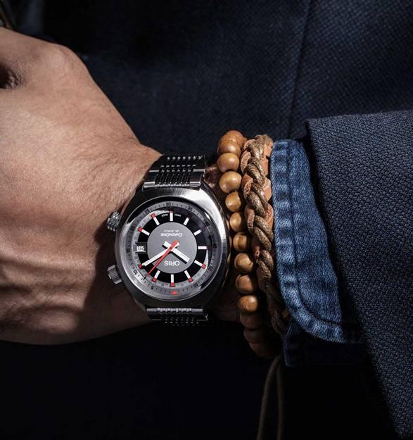 Relógio Chronoris Date | Oris - Imagem - 5